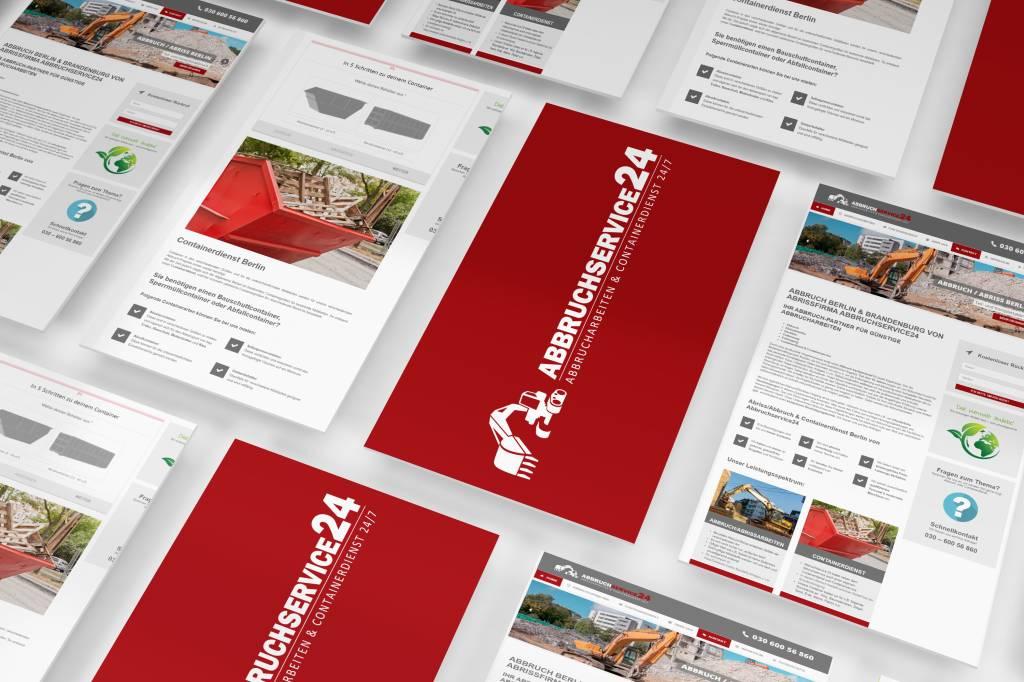 Referenz Grafik Webdesign Berlin von 123 Berlin Design